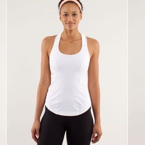 lululemon Cardio Kick Tank Top